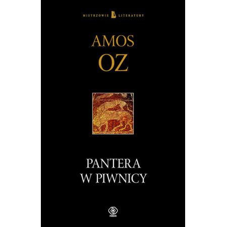 Pantera w piwnicy - Amos Oz