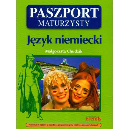 Paszport maturzysty Język niemiecki + CD
