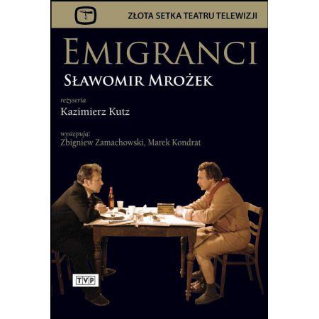 Emigranci DVD