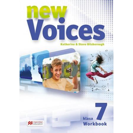 New Voices. Klasa 7. Zeszyt ćwiczeń. Język angielski. Szkoła podstawowa