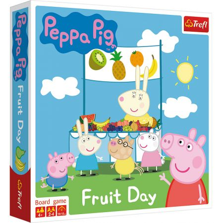 Peppa Pig Fruit Day
