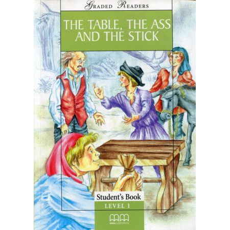 The Table the Ass and the Stick Student's Book + CD
