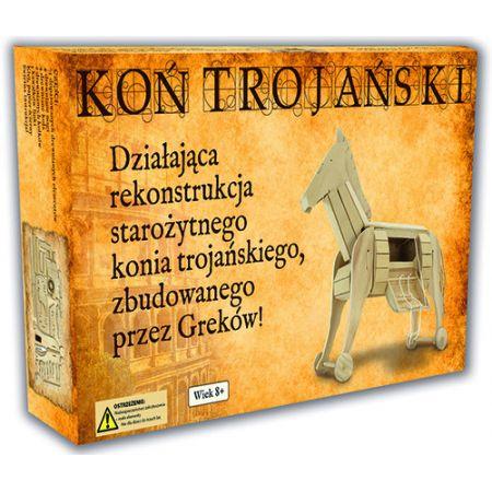 Koń Trojański Zabawka W Taniaksiazkapl