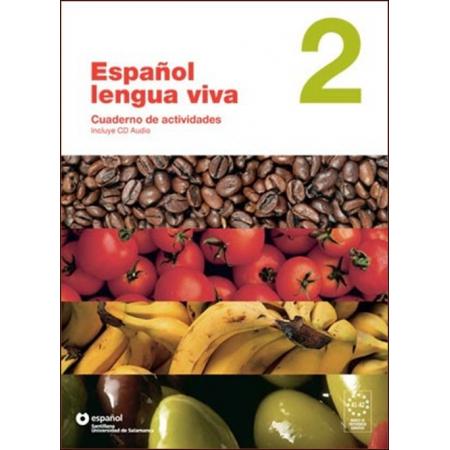 Espanol lengua viva 2 ćwiczenia + CD audio i CD ROM