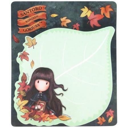 Karteczki samoprzylepne - Autumn Leaves