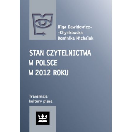 Stan czytelnictwa w Polsce w 2012 roku
