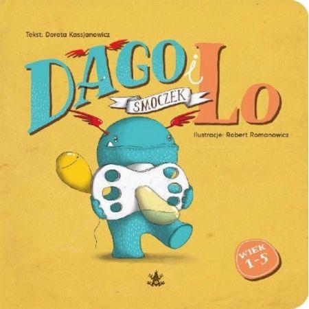Smoczek Dago i Lo. Część 1