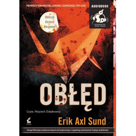 Obłęd audiobook