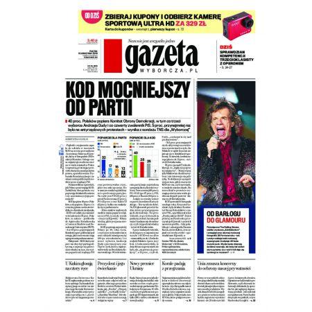 Gazeta Wyborcza - Kielce 88/2016