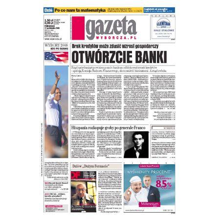 Gazeta Wyborcza - Płock 252/2008