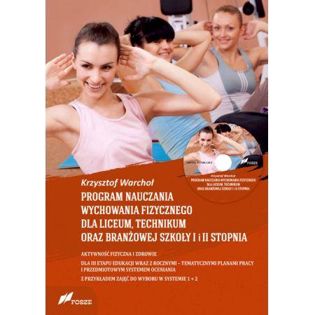 Program nauczania WF dla liceum, technikum..