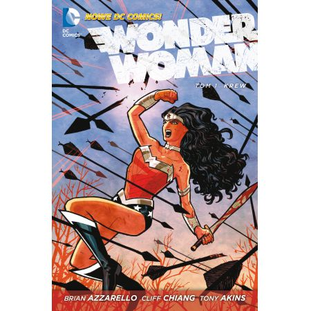 Wonder Woman. Tom 1. Krew