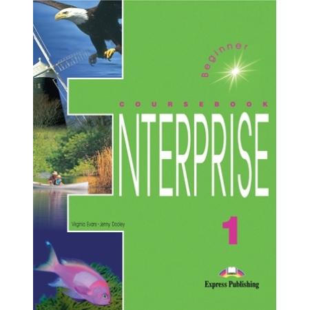 Enterprise 1 Beginner SB EXPRESS PUBLISHING