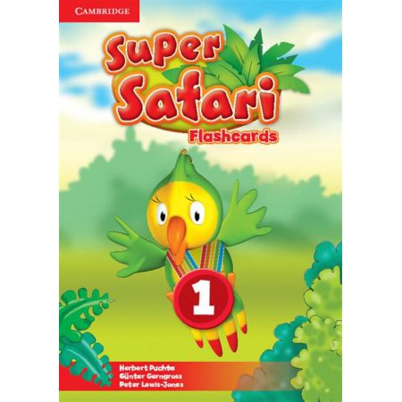 Super Safari 1 Flashcards