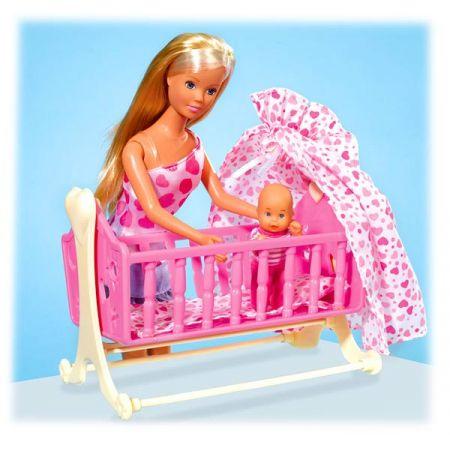 Steffi mama z niemowlakiem
