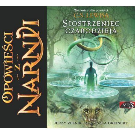 Opowieści z Narnii 6 Siostrzeniec Czarodzieja