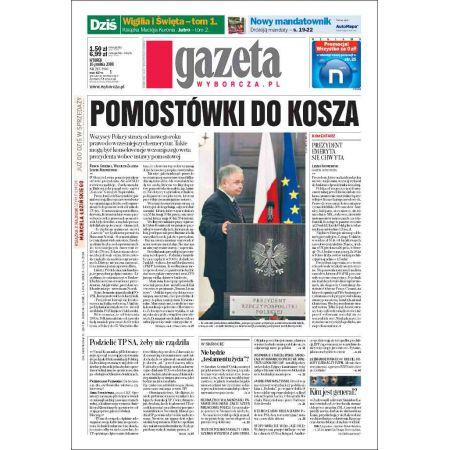 Gazeta Wyborcza - Toruń 293/2008
