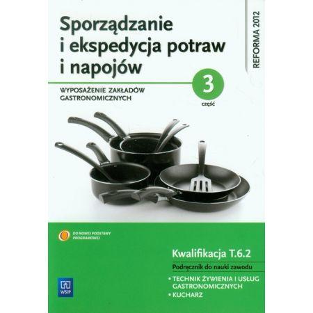podręcznik sporządzanie potraw i napojów