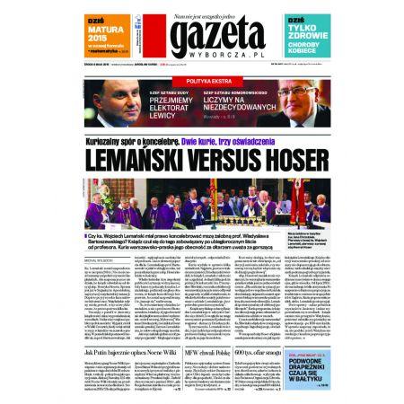 Gazeta Wyborcza - Lublin 104/2015