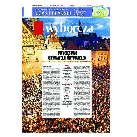 Gazeta Wyborcza - Olsztyn 171/2017