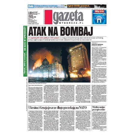 Gazeta Wyborcza - Częstochowa 277/2008