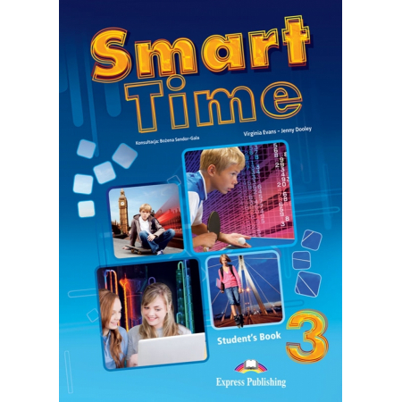 Smart Time 3 SB + eBook EXPRESS PUBLISHING