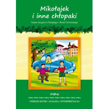 Ebook Mikołajek I Inne Chłopaki Jeana Jacquesa Sempégo I René