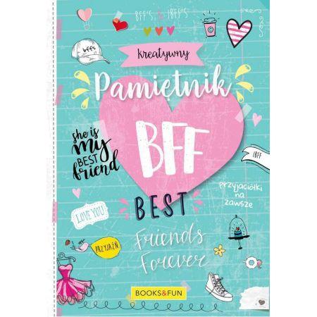 Kreatywny pamiętnik BFF