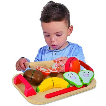 EH Deska z owocami