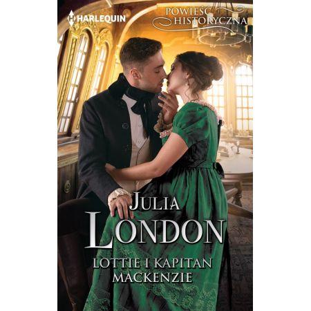 Lottie i kapitan Mackenzie