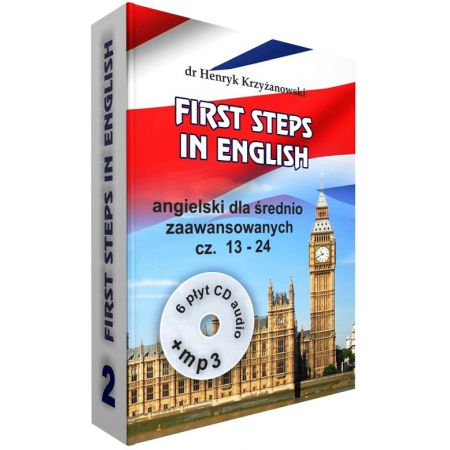 First steps in English cz.2 (13-24)