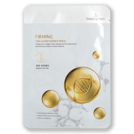Firming Collagen Essence Mask ujędrniająca maseczka do twarzy Kolagen