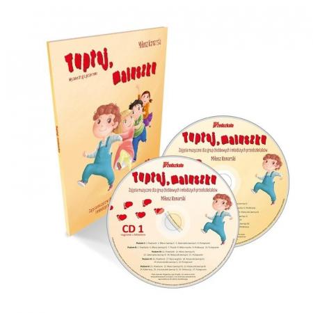Tuptaj, maluszku + 2 CD