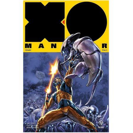 X-O Manowar. Tom 3. Cesarz