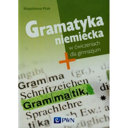 Gramatyka niemiecka w ćwiczeniach GIM PWN