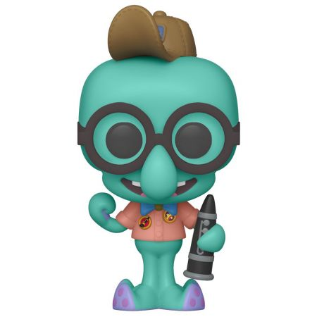 Funko POP Animation: SpongeBob The Movie - Squidward Tentacles