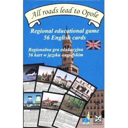 All roads lead to Opole. 56 kart w języku angielskim