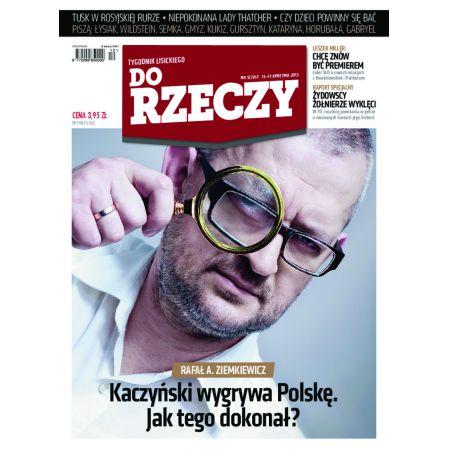 Tygodnik Do Rzeczy 12/2013