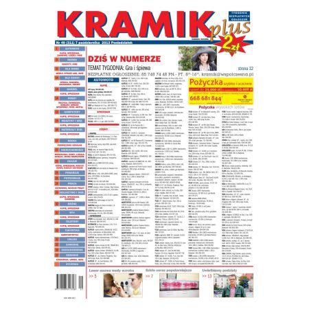 Kramik Plus 40/2013