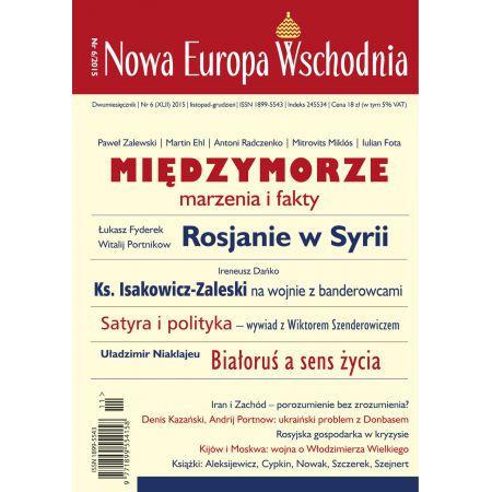 Nowa Europa Wschodnia  6/2015