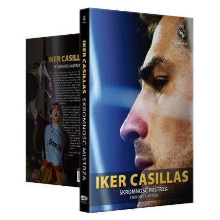 Iker Cassilas. Skromność mistrza (OM)