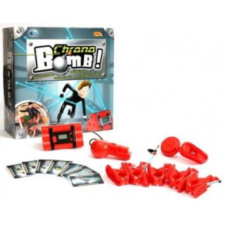 Chrono Bomb Wyścig z czasem