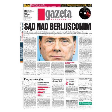 Gazeta Wyborcza - Olsztyn 38/2011