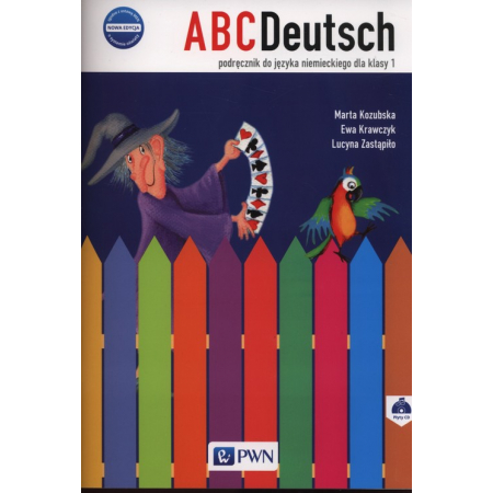 ABCDeutsch. Klasa 1. Nowa edycja. Podręcznik do języka niemieckiego