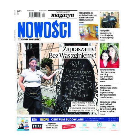 Nowości Dziennik Toruński  119/2020