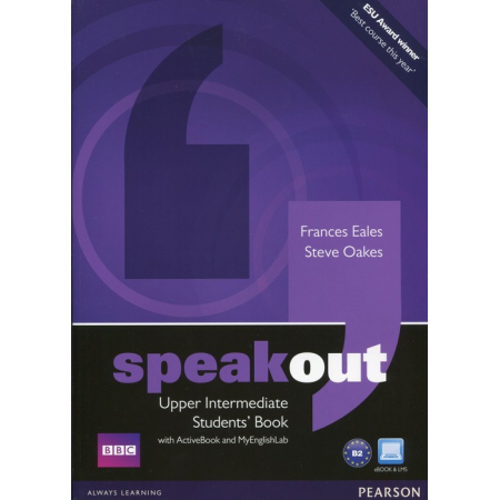 Speakout Upper-Intermediate SB+Active+MyEngLab