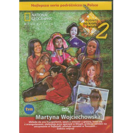 Martyna Wojciechowska: Kobieta na krańcu świata cz. 2 - DVD