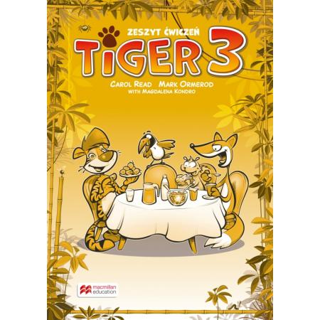 Tiger 3. Zeszyt ćwiczeń. Język angielski
