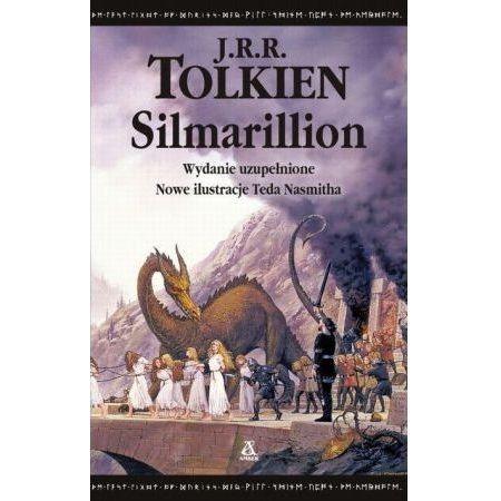 Silmarillion J R R Tolkien tłumaczenie Maria Skibniewska 9788324144662