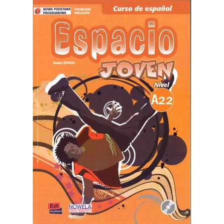 Espacio Joven A2.2 podręcznik